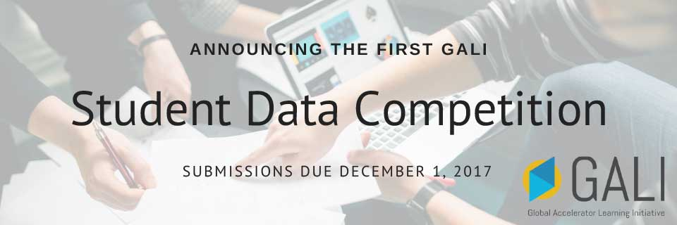 Student Data Competition 2017